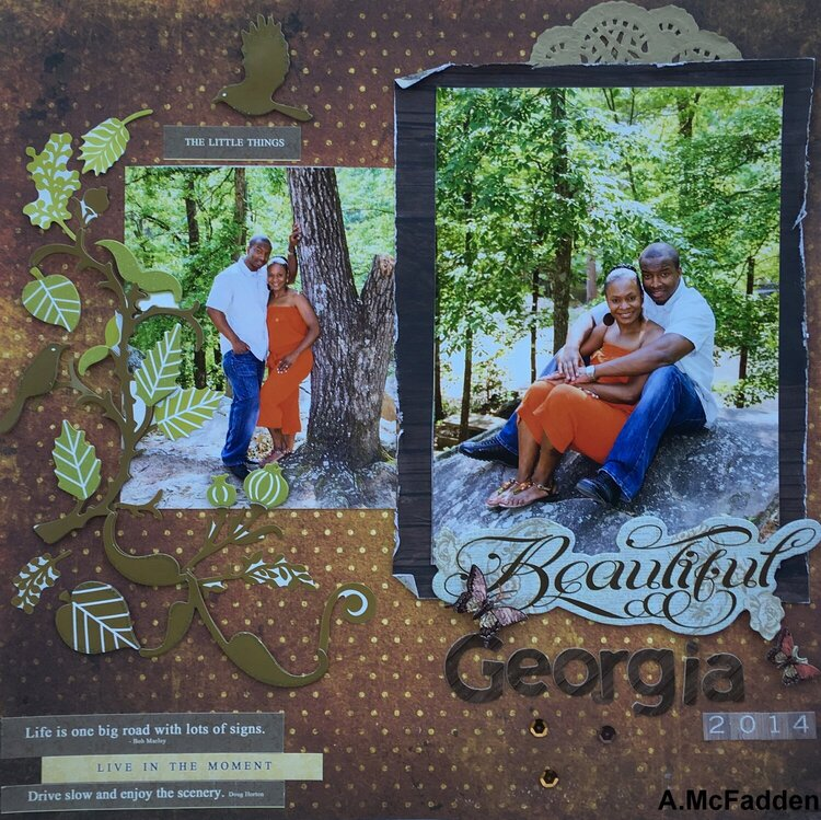 Beautiful Georgia