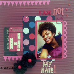 I AM not my HAIR!