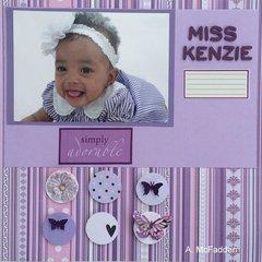 Miss Kenzie