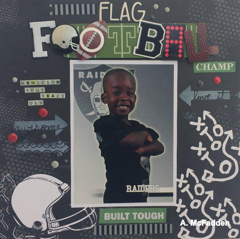 Flag Football Champ