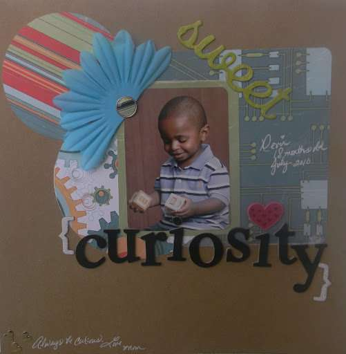 Circle Challenge- Sweet Curiosity