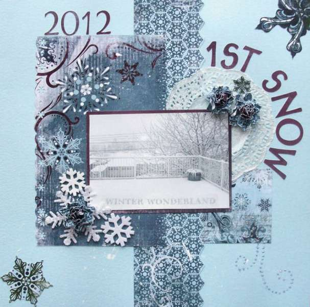 1St Snow 2012
