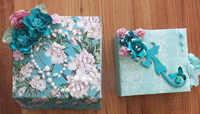 Mini Album & Box