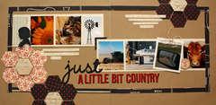 *JBS Mercantile November* Just a little bit country