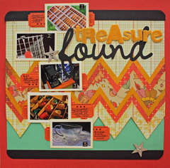*JB Mercantile August* Treasure found