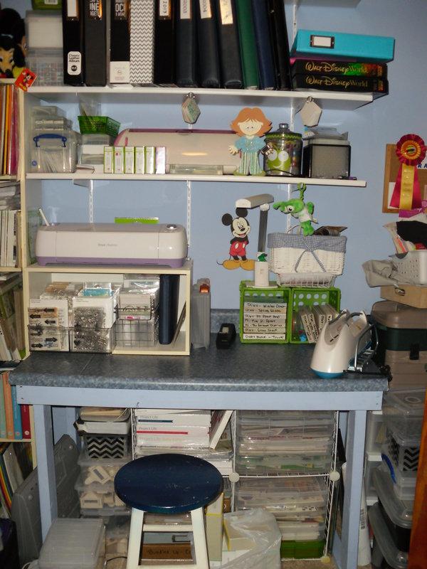 Updated Scrap Room
