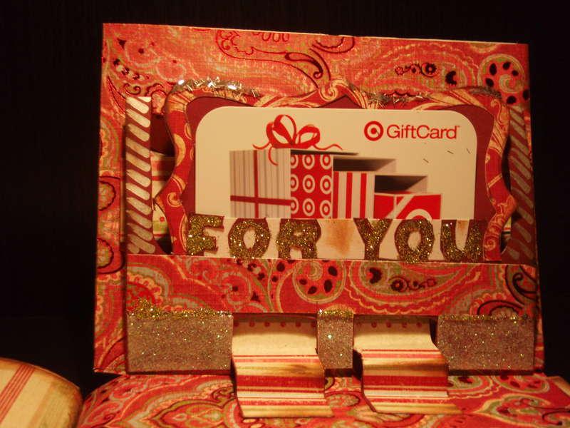 Pop Up Gift Book