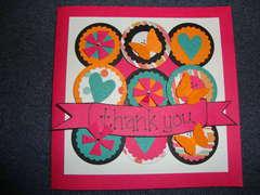 Thank You - Circles