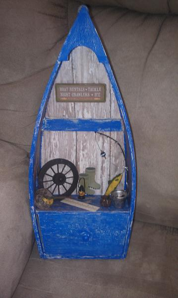 Altered boat / box