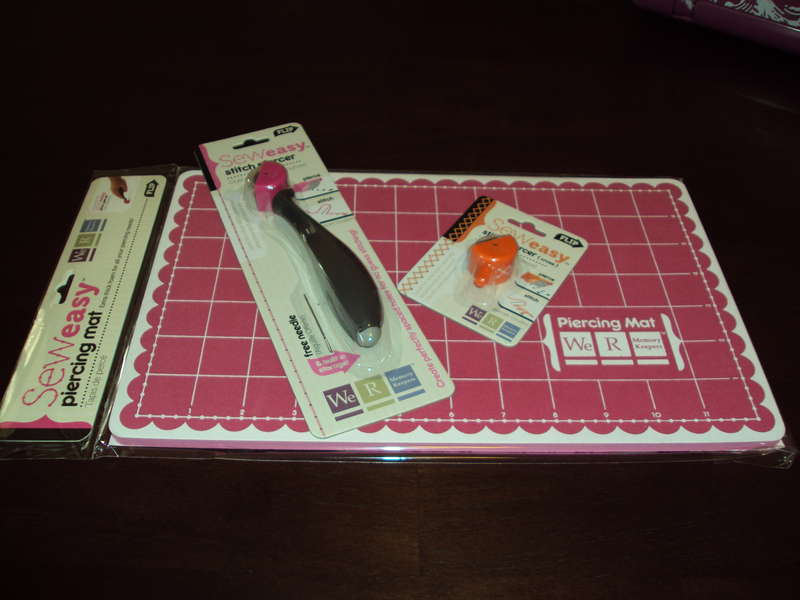 W R Memory Keepers Sew Easy