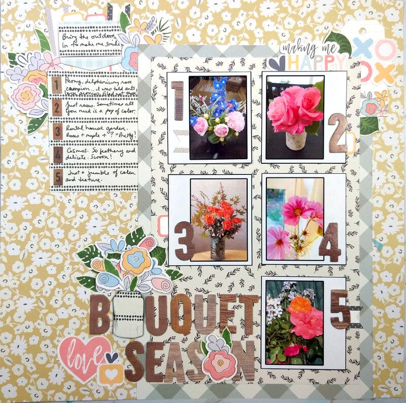Bouquet Season