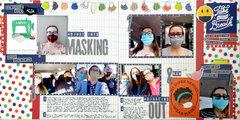 Adjusting to Masking
