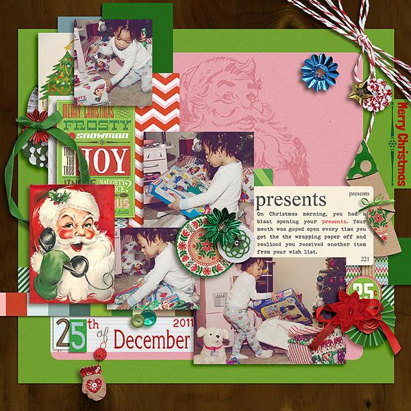 Christmas Presents 2011