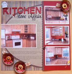Kitchen Love Affair
