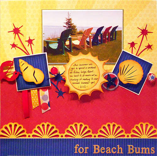 For Beach Bums