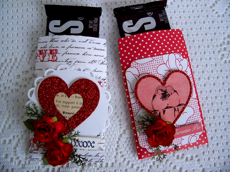 Valentine Pocket Envelopes