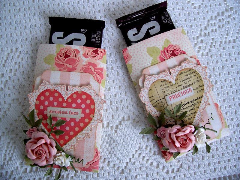 Valentine Pocket Envelopes