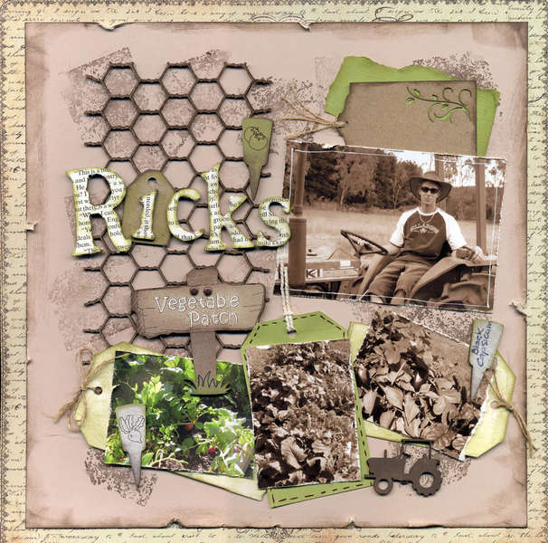 Rick's Vegetable Patch