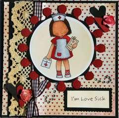 I'm Love Sick by Jennie Lin Black