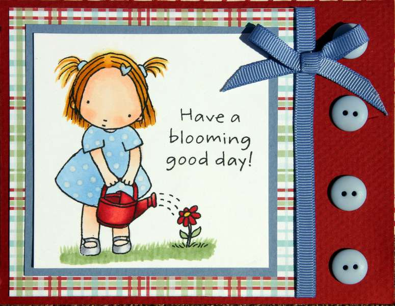 Have a Blooming Good Day by Jennie Lin Black
