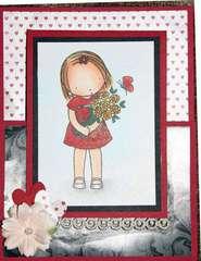 Flower Girl by Jennie Lin Black