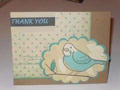 Birdie thank you
