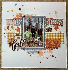 FALL together