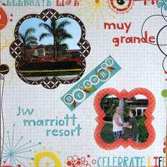 J W Marriott, Costa Rica