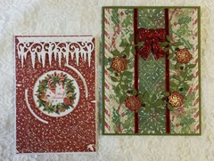 Christmas Cards from Scraps
