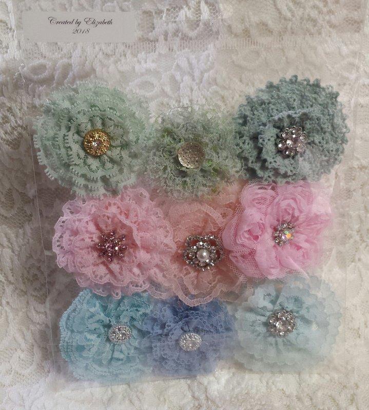 Tiny Treasures Handmade Flowers