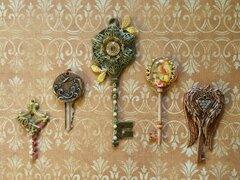 Fifteen Altered Keys