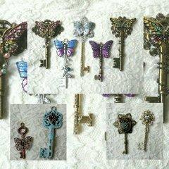 Altered Keys
