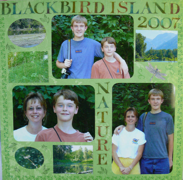 Blackbird Island 2007