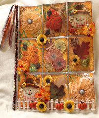 Autumn Pocket Letter