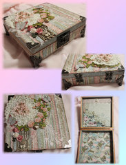 Embellishments Box for Donna