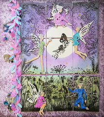Fairytale Pocket Letter (for Robin)