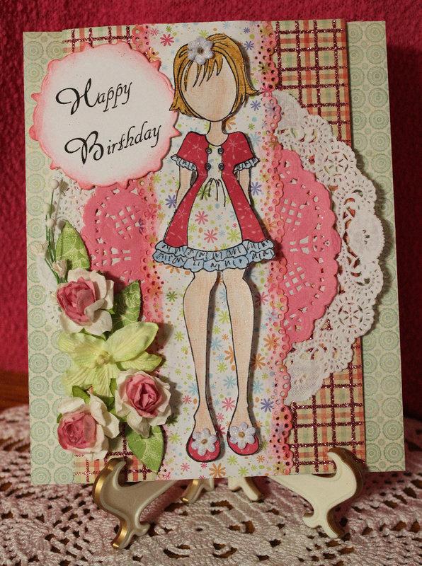 Heidi's Card