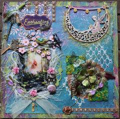 """""""Enchanting"""" layout"""