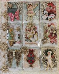 *Reneabouquets* A Vintage Christmas Pocket Letter