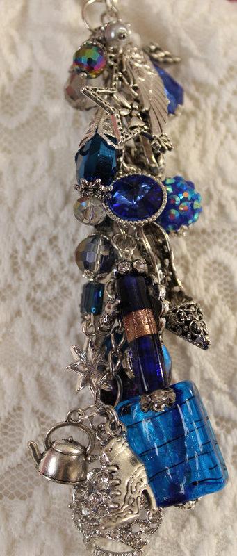 Blue Beauty Chunky Charms