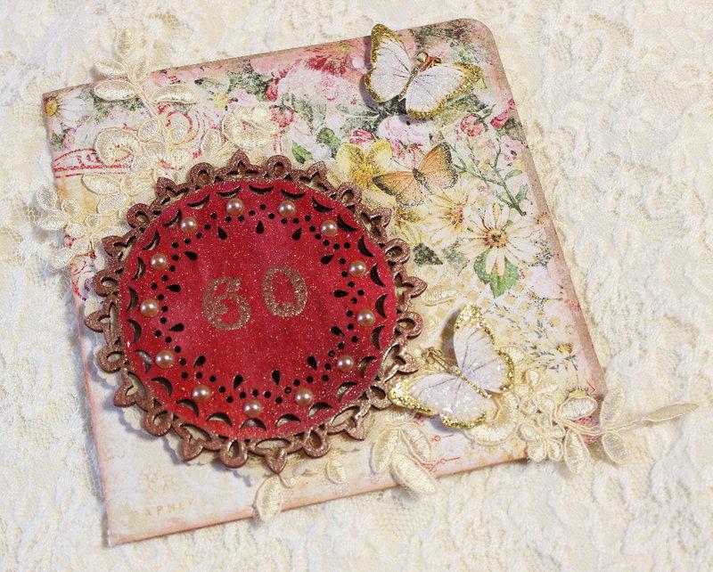 Donna's 60th Birthday Card