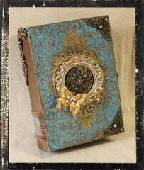 Altered Book Box - Renaissance Style
