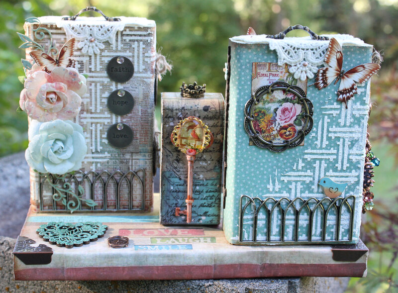 Take Your Pick Home Decor from Scrap Wood Blocks