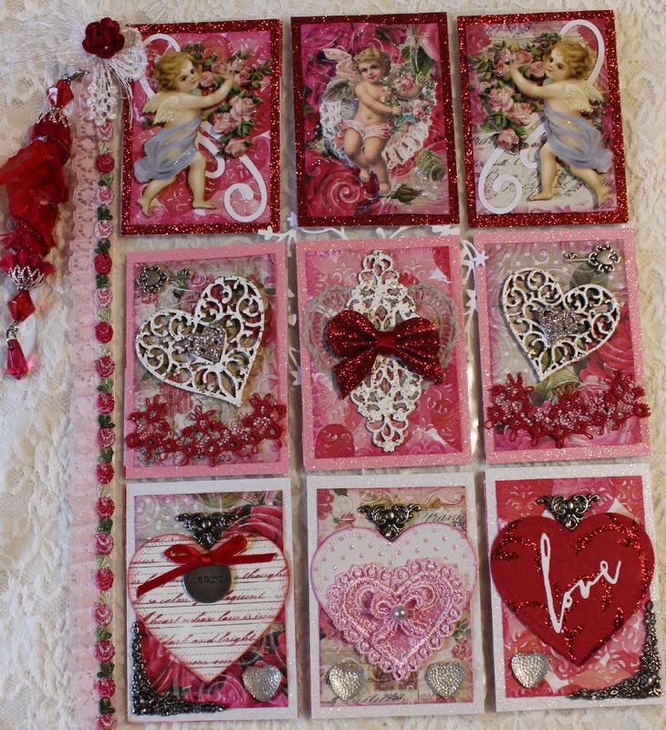 Valentine Pocket Letter (for Kristine)
