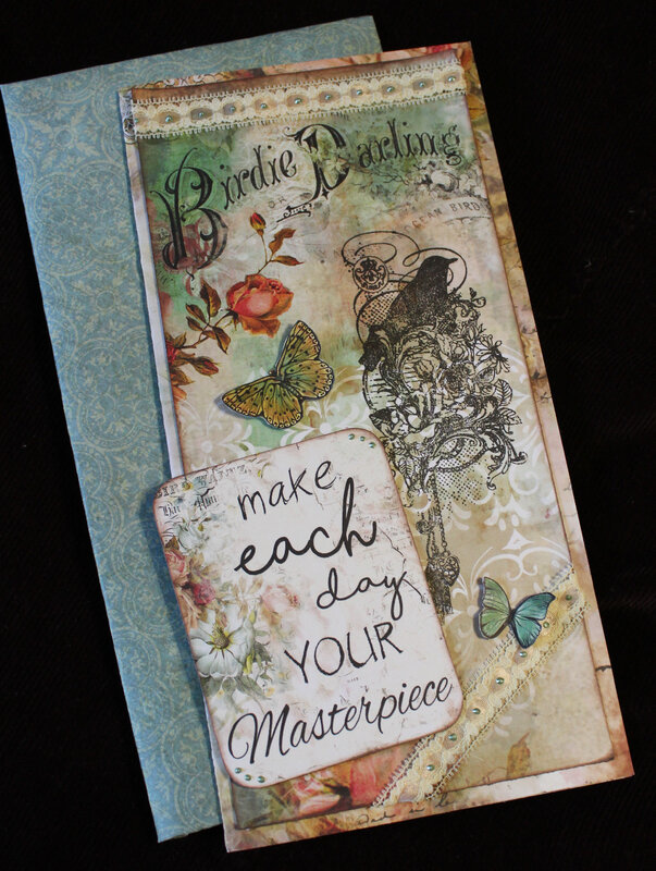 Make Each Day Your Masterpiece - Birthday Card