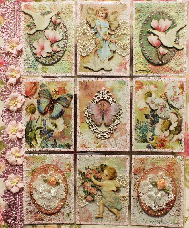 Easter/Inspirational Pocket Letter (for Lisa)