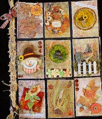 Happy Autumn Pocket Letter