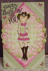 Reese's Birthday Card
