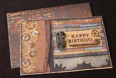 Sam's Birthday Card