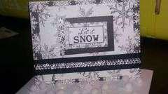 Snow Card!